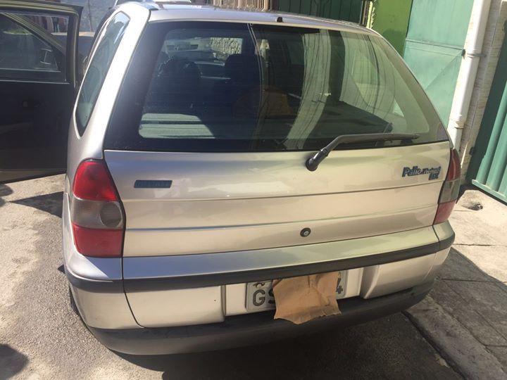 Fiat Palio Weekend ELX 1.6 MPi - Foto #3