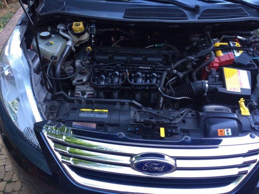 Ford New Fiesta Sedan 1.6 SE - Foto #1