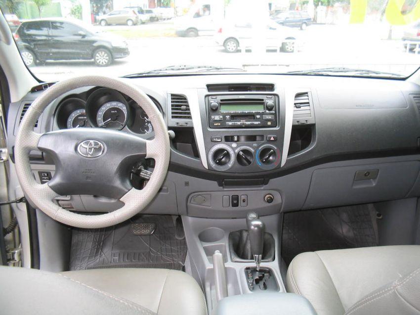 Toyota Hilux SRV 4x4 3.0 Turbo (cab. dupla) - Foto #5