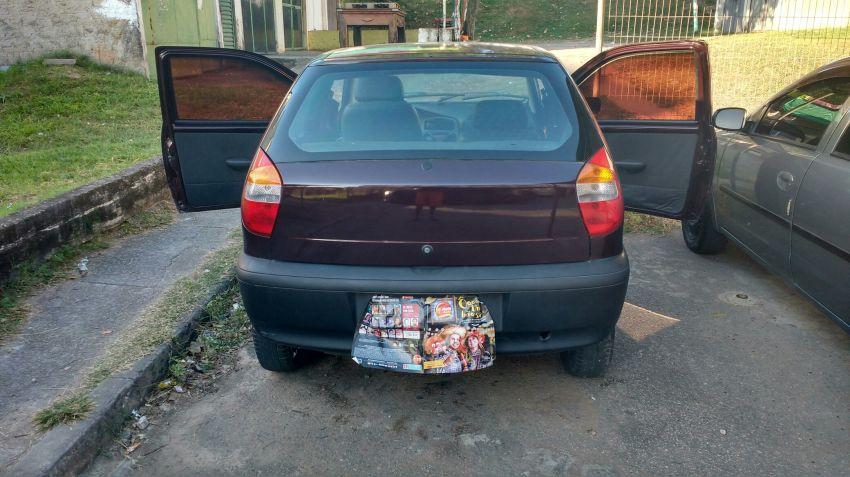 Fiat Palio EX 1.3 8V Fire - Foto #3