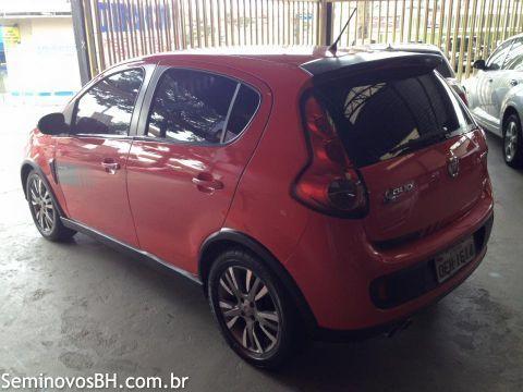 Fiat Palio Sporting Dualogic 1.6 (Flex) - Foto #3
