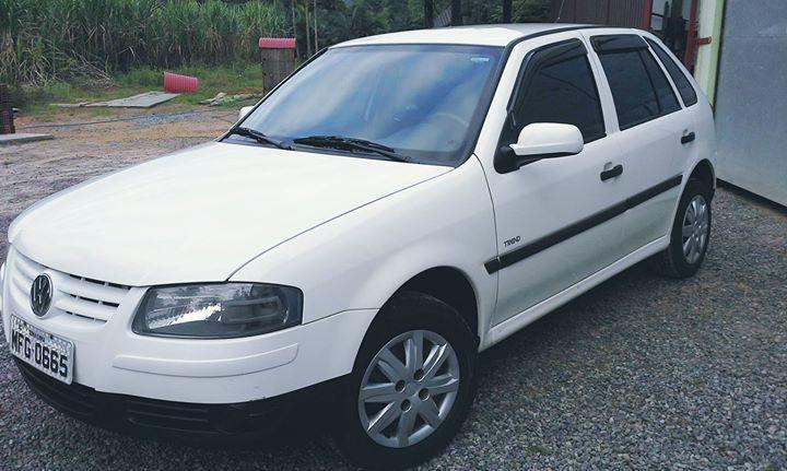 Volkswagen Gol City Trend 1.0 (G4) (Flex) - Foto #1