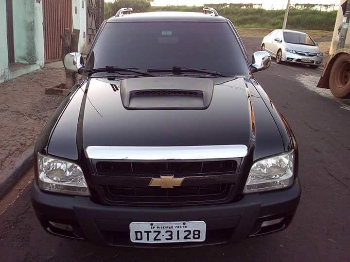 Chevrolet S10 2.4 Advantage (Cab Dupla) - Foto #2