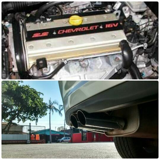 Chevrolet Vectra GLS Challenge 2.2 MPFi 16V - Foto #4