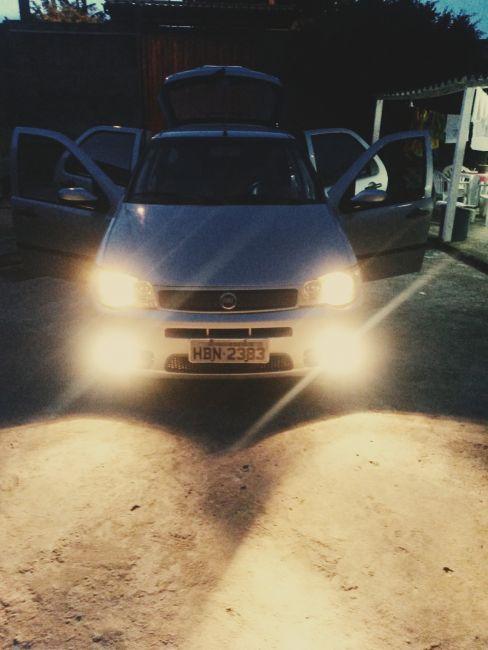 Fiat Palio ELX 1.0 8V - Foto #2