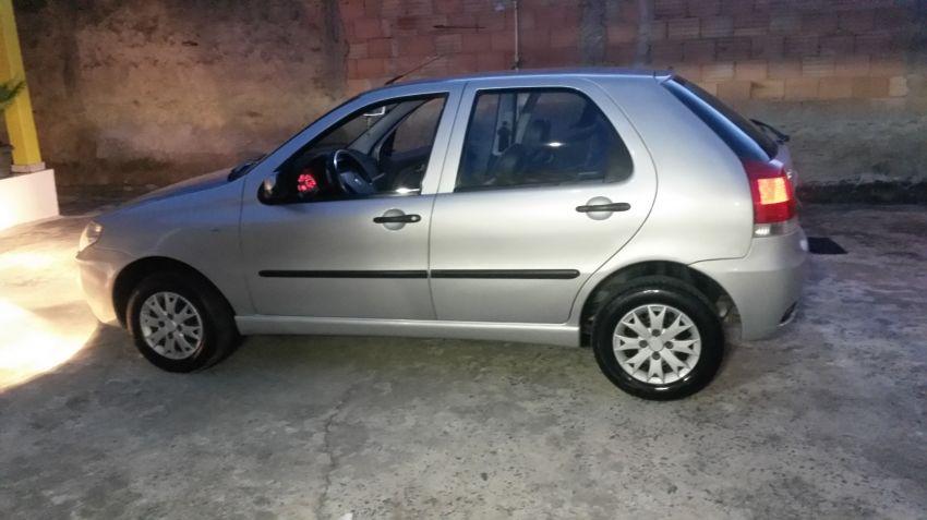 Fiat Palio ELX 1.0 8V - Foto #4