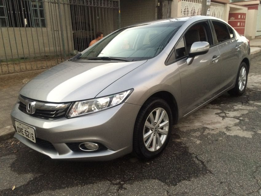 Honda New Civic LXR 2.0 i-VTEC (Flex) (Aut) - Foto #4