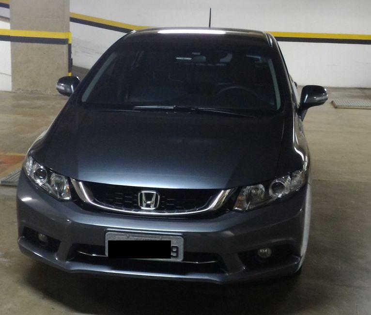 Honda New Civic LXR 2.0 i-VTEC (Flex) (Aut) - Foto #1