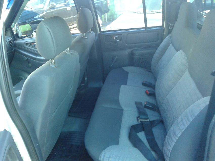 Chevrolet S10 Colina 4x4 2.8 (Cab Dupla) - Foto #7