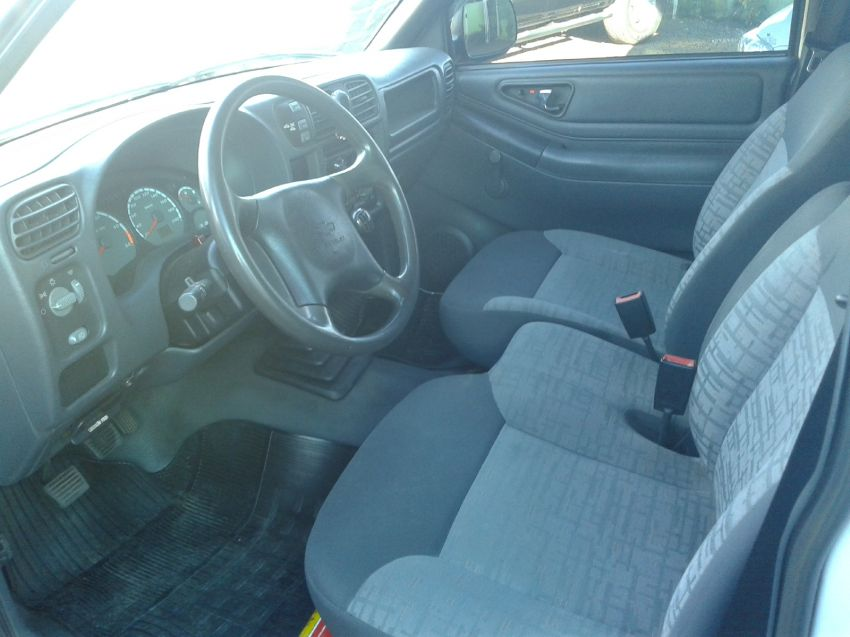 Chevrolet S10 Colina 4x4 2.8 (Cab Dupla) - Foto #8