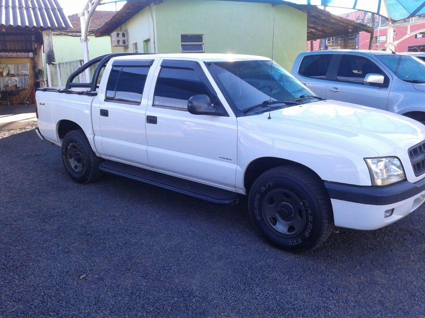 Chevrolet S10 Colina 4x4 2.8 (Cab Dupla) - Foto #9