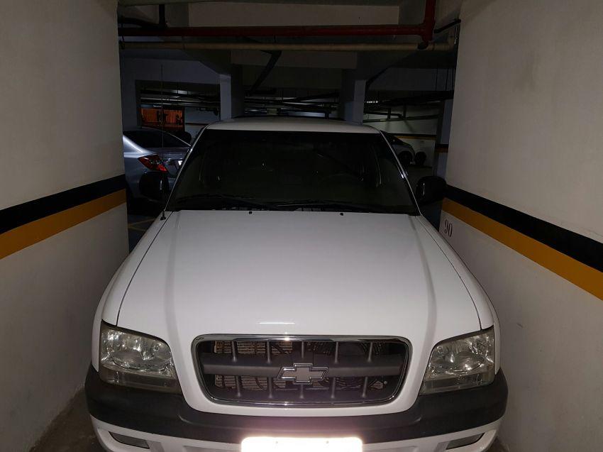 Chevrolet S10 Colina 4x2 2.8 (Cab Dupla) - Foto #1