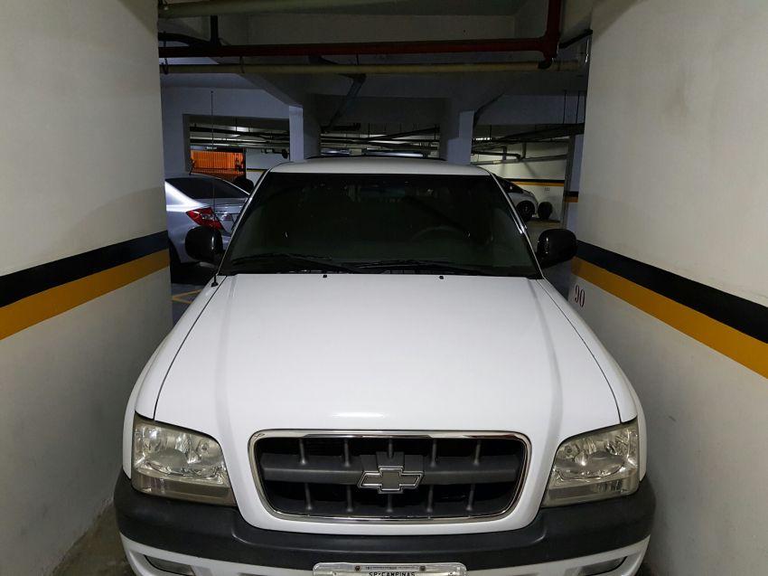 Chevrolet S10 Colina 4x2 2.8 (Cab Dupla) - Foto #2