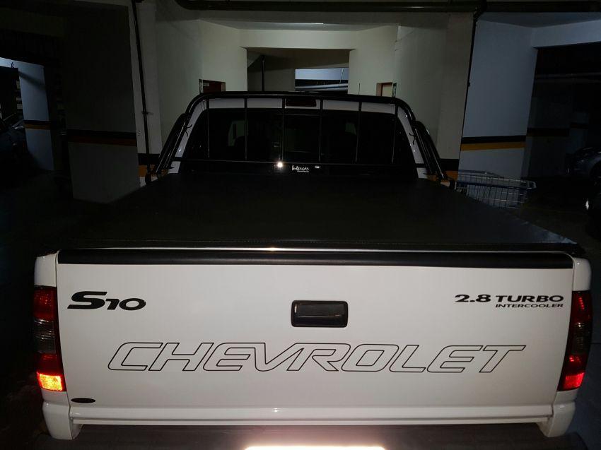 Chevrolet S10 Colina 4x2 2.8 (Cab Dupla) - Foto #5