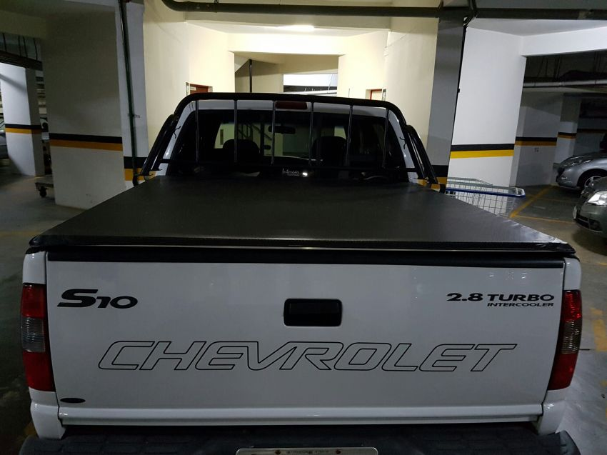 Chevrolet S10 Colina 4x2 2.8 (Cab Dupla) - Foto #7