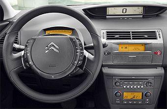 Citroën C4 Pallas Exclusive 2.0 16V (aut)