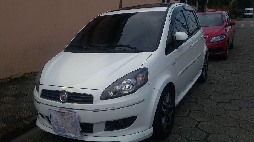 Fiat Idea Sporting 1.8 16V E.TorQ Dualogic - Foto #1