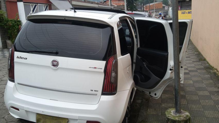 Fiat Idea Sporting 1.8 16V E.TorQ Dualogic - Foto #5