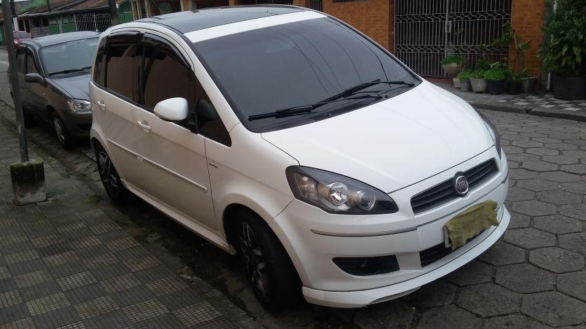 Fiat Idea Sporting 1.8 16V E.TorQ Dualogic - Foto #6