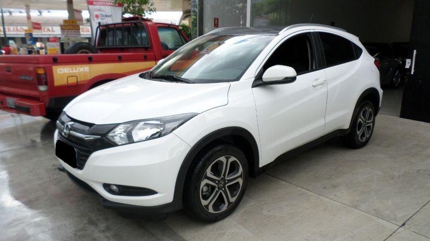 Honda HR-V EXL CVT 1.8 I-VTEC (Flex) - Foto #1