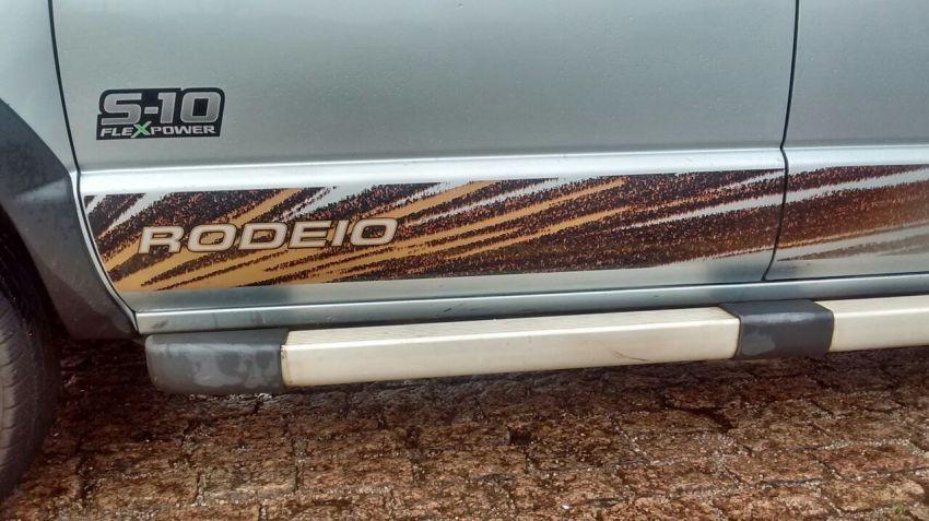 Chevrolet S10 Rodeio 2.4 Flexpower 4X2 (Cab Dupla) - Foto #2
