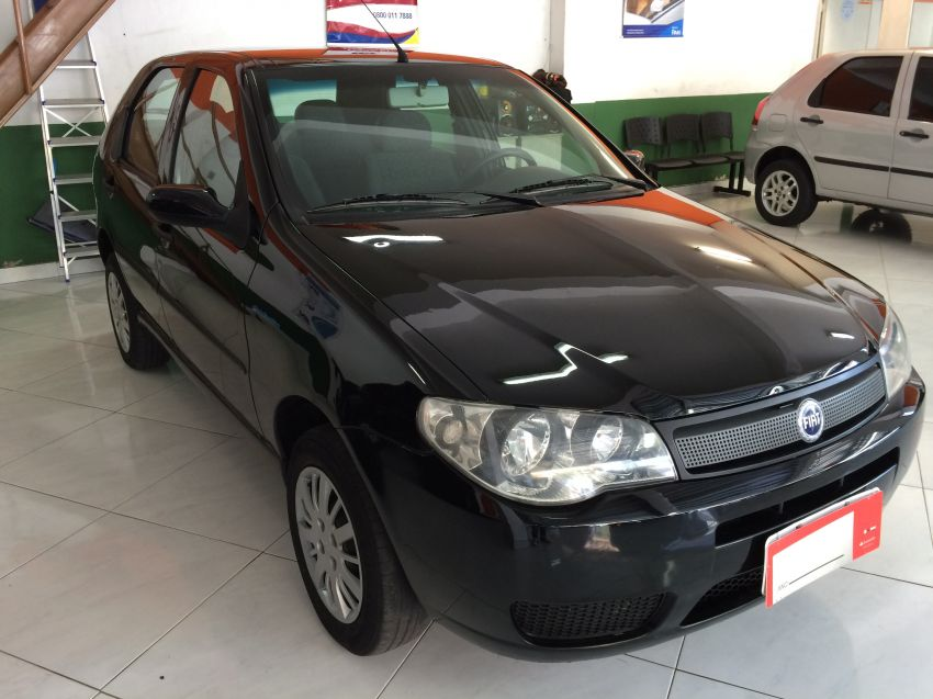 Fiat Palio Fire Economy 1.0 8V (Flex) 2p - Foto #5