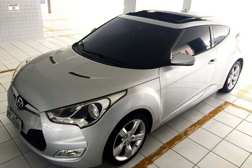Hyundai Veloster 1.6 16V (aut) - Foto #5