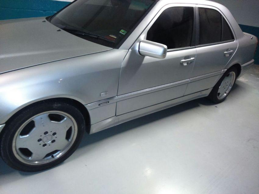 Mercedes-Benz C 280 Sport - Foto #1