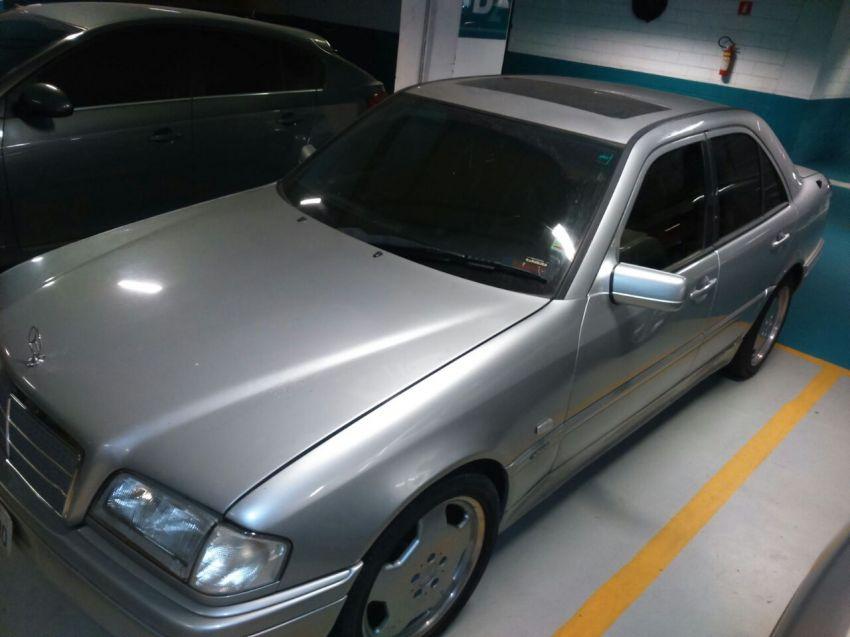 Mercedes-Benz C 280 Sport - Foto #4