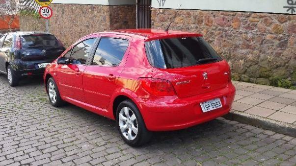 Peugeot 307 2.0 16v Premium (Flex)(aut) - Foto #3