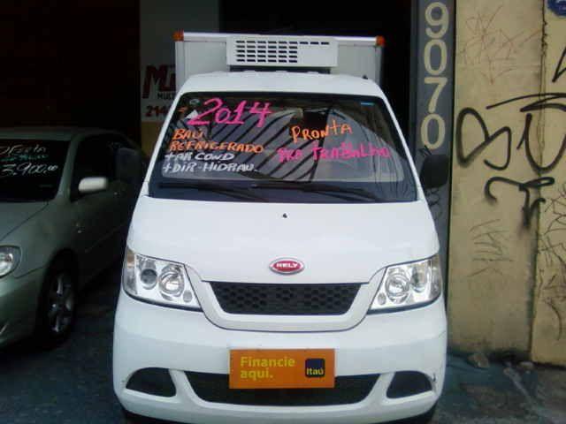 Rely Pick-Up 1.0 16V CS - Foto #2