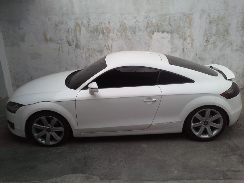 Audi TT Coupe 2.0 TFSI - Foto #1