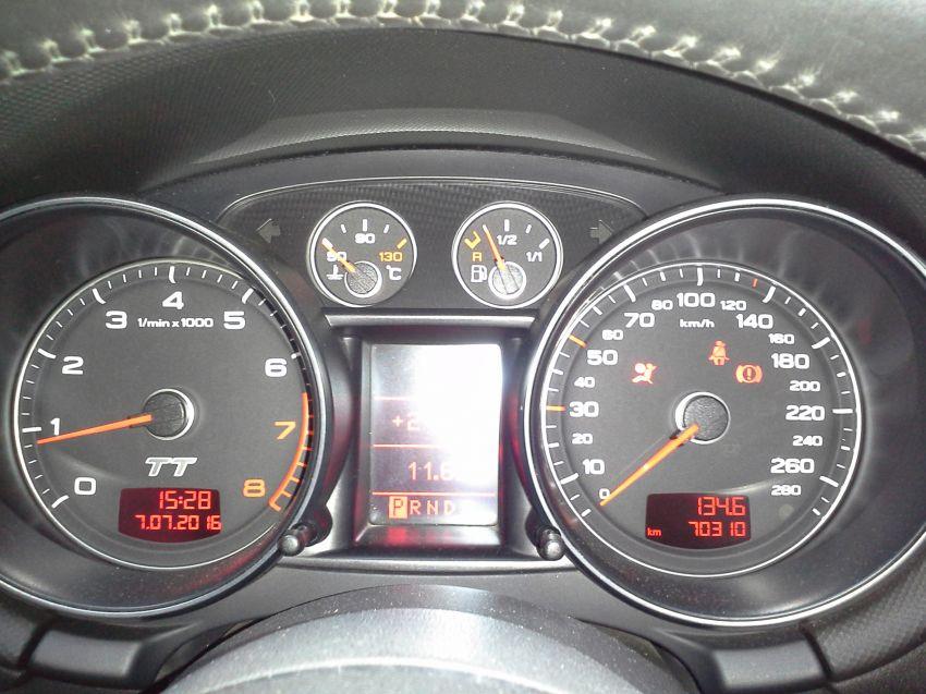 Audi TT Coupe 2.0 TFSI - Foto #5