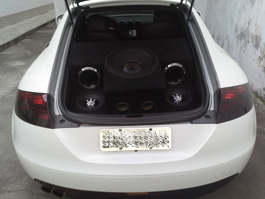 Audi TT Coupe 2.0 TFSI - Foto #6