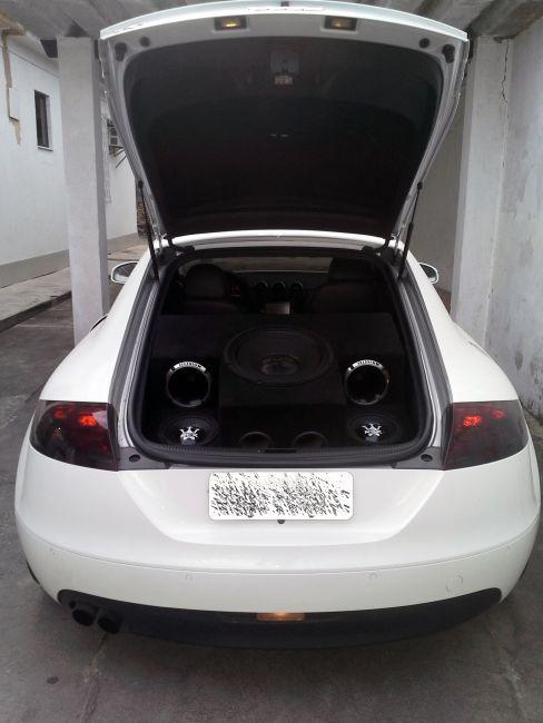 Audi TT Coupe 2.0 TFSI - Foto #7