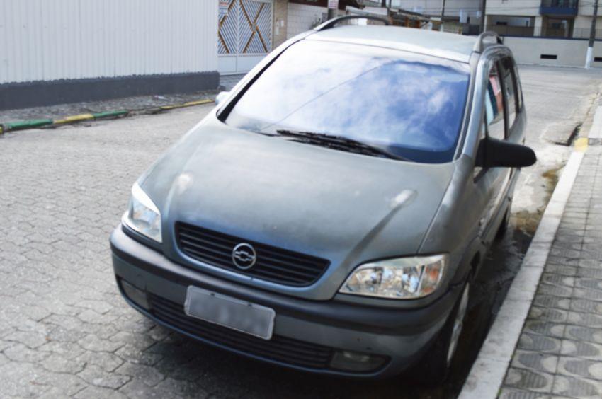 Chevrolet Zafira 2.0 8V - Foto #1