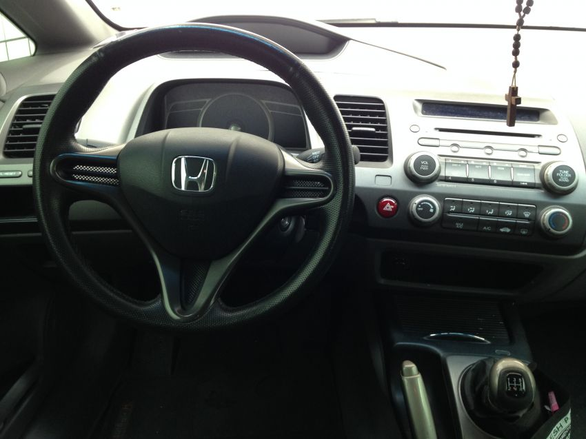 Honda New Civic LXS 1.8 (flex) - Foto #6