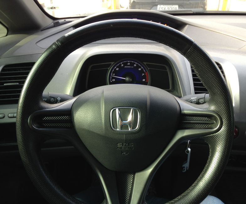 Honda New Civic LXS 1.8 (flex) - Foto #7