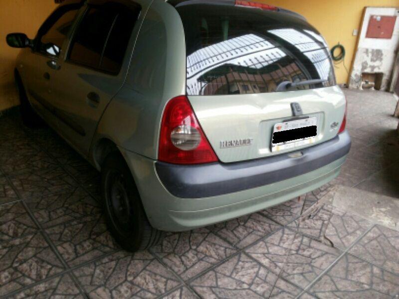 Renault Clio Hatch. Expression 1.0 16V 4p - Foto #1