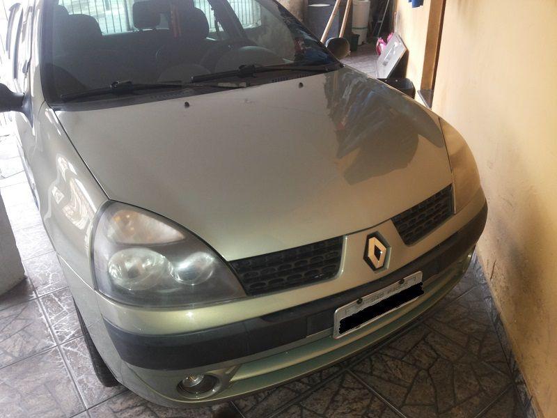 Renault Clio Hatch. Expression 1.0 16V 4p - Foto #3