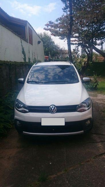 Volkswagen CrossFox 1.6 16v MSI I-Motion (Flex) - Foto #2