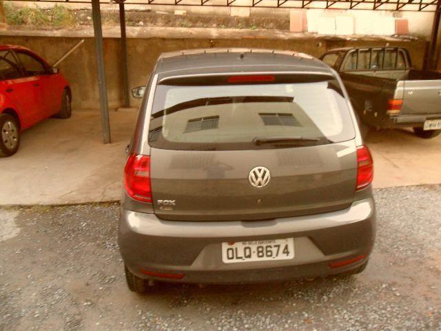 Volkswagen Fox Trend 1.0 8V (Flex) - Foto #2