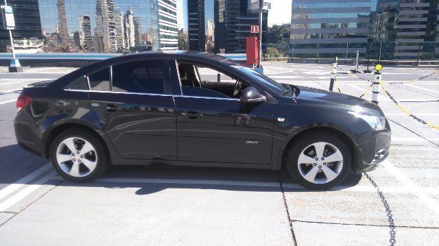 Chevrolet Cruze LT 1.8 16V Ecotec (Flex) - Foto #3