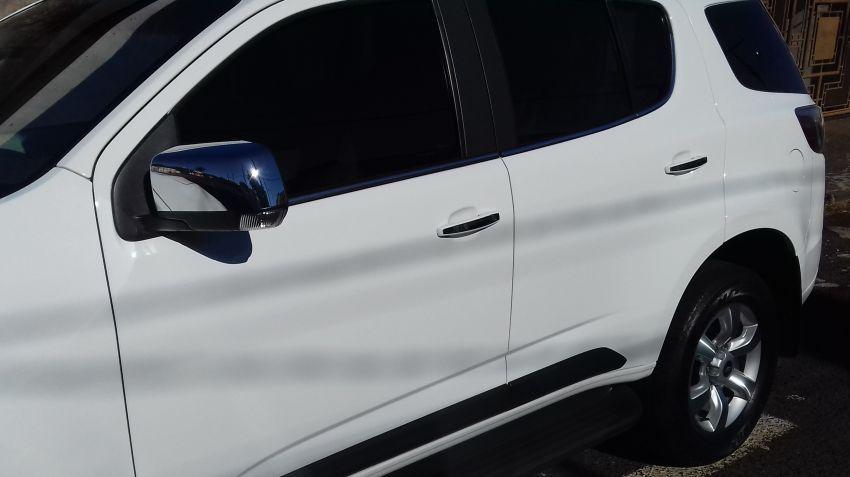 Chevrolet TrailBlazer 3.6 V6 LTZ 4WD (Aut) - Foto #2