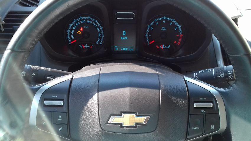 Chevrolet TrailBlazer 3.6 V6 LTZ 4WD (Aut) - Foto #3