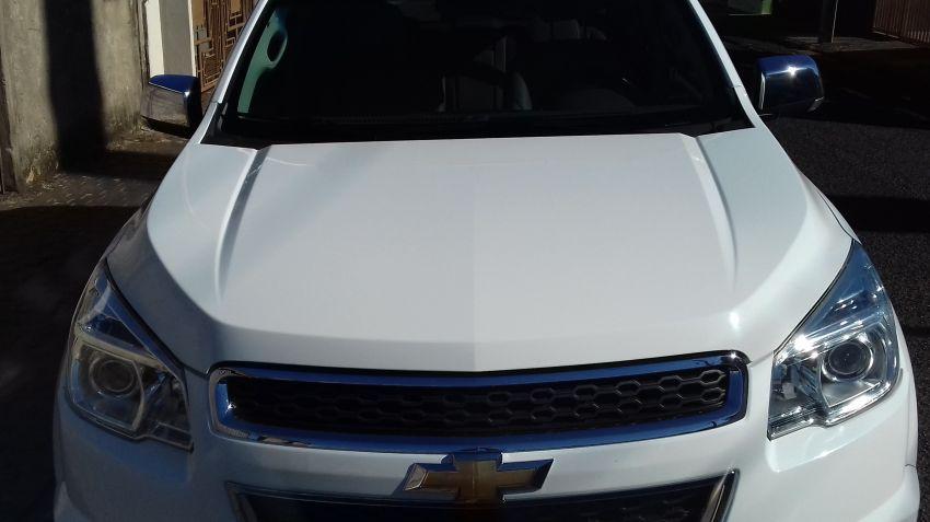 Chevrolet TrailBlazer 3.6 V6 LTZ 4WD (Aut) - Foto #6