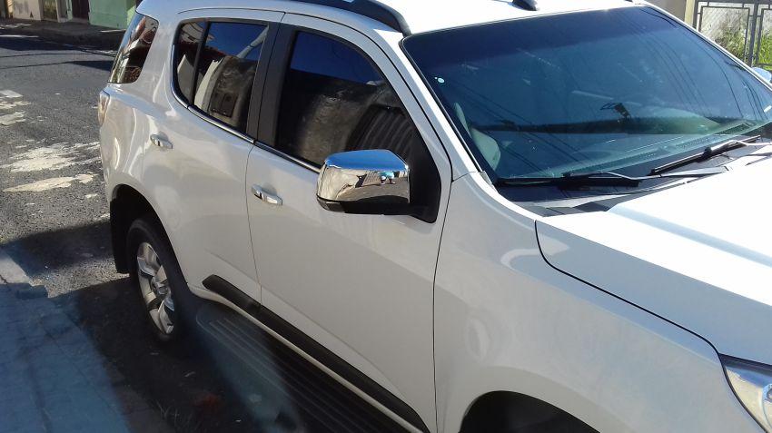 Chevrolet TrailBlazer 3.6 V6 LTZ 4WD (Aut) - Foto #7