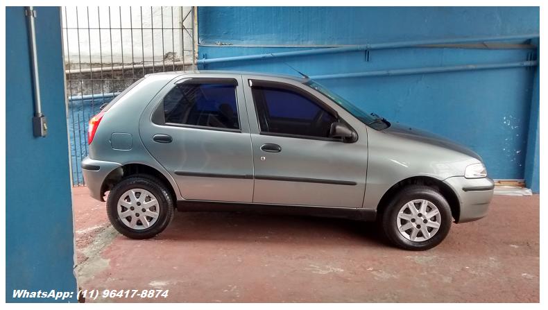 Fiat Palio Fire 1.0 8V 4P - Foto #4