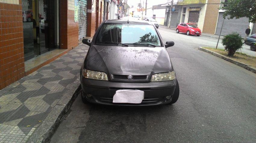 Fiat Siena ELX 1.6 16V - Foto #1