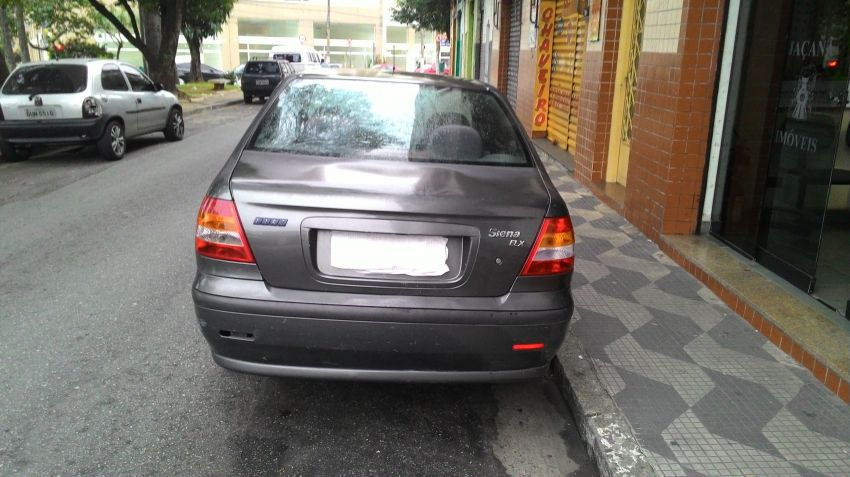 Fiat Siena ELX 1.6 16V - Foto #2